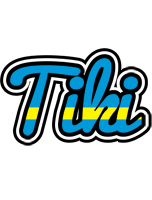 Tiki sweden logo