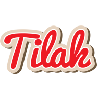 Tilak chocolate logo