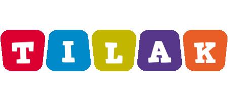Tilak daycare logo