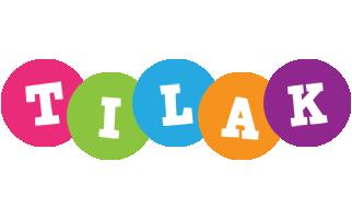 Tilak friends logo