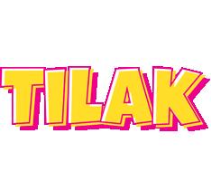 Tilak kaboom logo