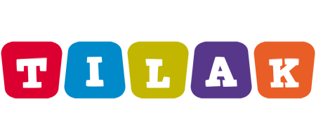 Tilak kiddo logo