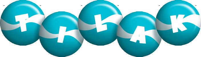 Tilak messi logo