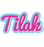 Tilak popstar logo