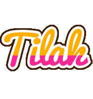 Tilak smoothie logo