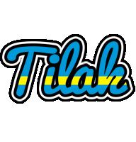 Tilak sweden logo