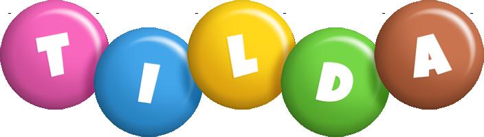 Tilda candy logo