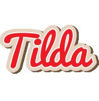 Tilda chocolate logo