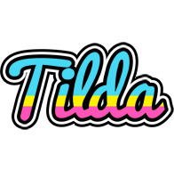 Tilda circus logo