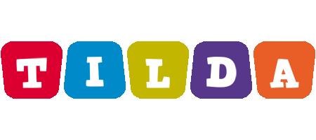 Tilda daycare logo
