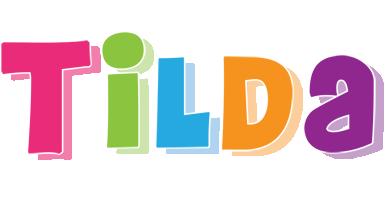 Tilda friday logo