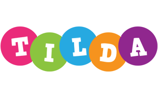 Tilda friends logo