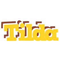 Tilda hotcup logo
