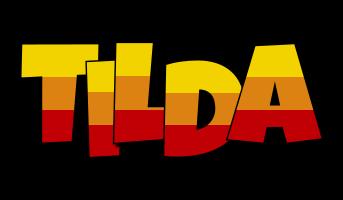 Tilda jungle logo