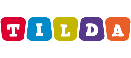Tilda kiddo logo