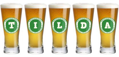 Tilda lager logo