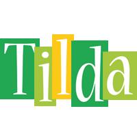 Tilda lemonade logo