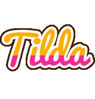 Tilda smoothie logo