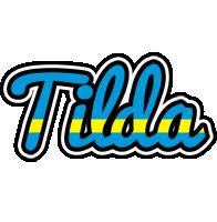 Tilda sweden logo