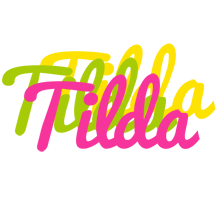 Tilda sweets logo