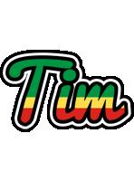 Tim african logo