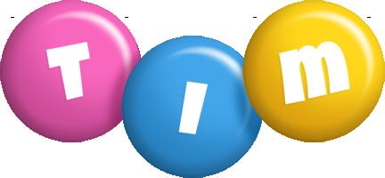 Tim candy logo