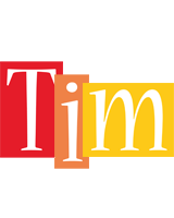Tim colors logo