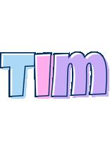 Tim pastel logo