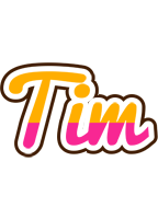Tim smoothie logo