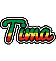 Tima african logo