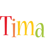Tima birthday logo