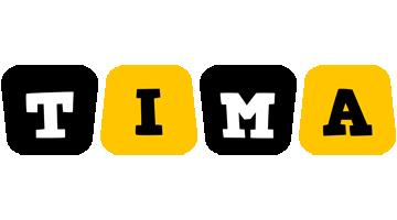 Tima boots logo