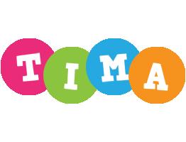 Tima friends logo
