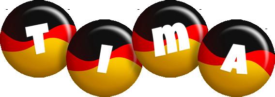 Tima german logo