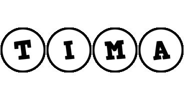 Tima handy logo