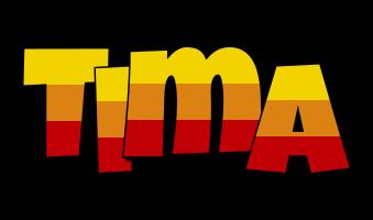 Tima jungle logo
