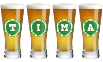 Tima lager logo
