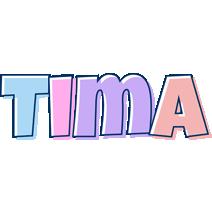 Tima pastel logo