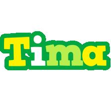 Tima soccer logo
