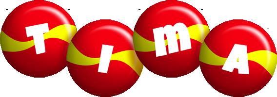 Tima spain logo