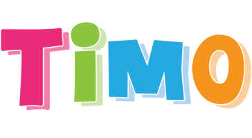 Timo friday logo