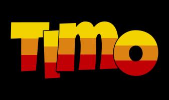 Timo jungle logo