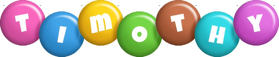 Timothy candy logo