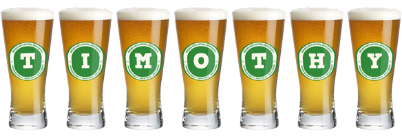 Timothy lager logo