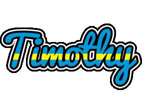 Timothy sweden logo