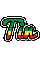 Tin african logo