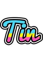 Tin circus logo
