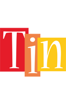 Tin colors logo