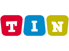 Tin daycare logo