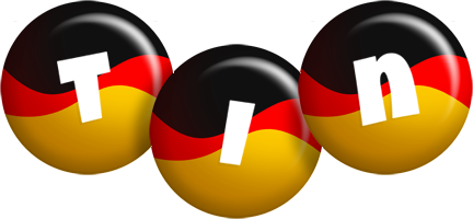 Tin german logo